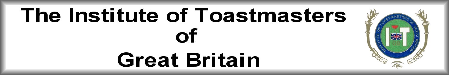 The Institute of Toastmasters of Great Britain